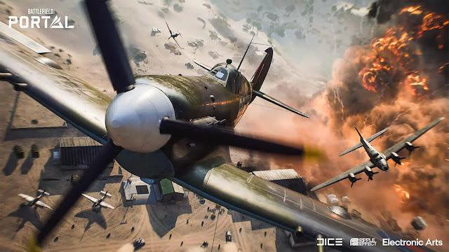 الإعلان رسمياً عن Battlefield Portal الطور الذي يسافر بك داخل Battlefield 2042 في أشهر إصدارات السلسلة