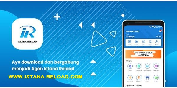 Istana Reload CV. Cahaya Multi Solution Cari Master Dealer