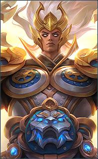 Martis God of War Heroes Fighter of Skins V2