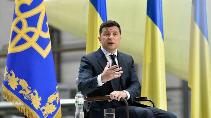 Zelenszkij: meg kell védeni az Ukrajnában élő nemzeti kisebbségeket