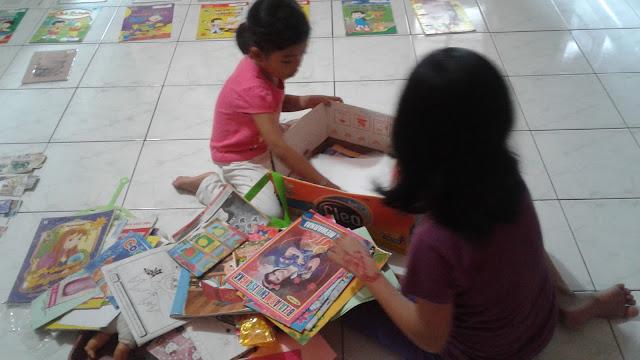 Koleksi Buku Untuk Tanamkan Gemar Membaca Pada Anak