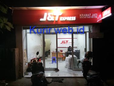 Alamat agen J&T Express di Jakarta Timur