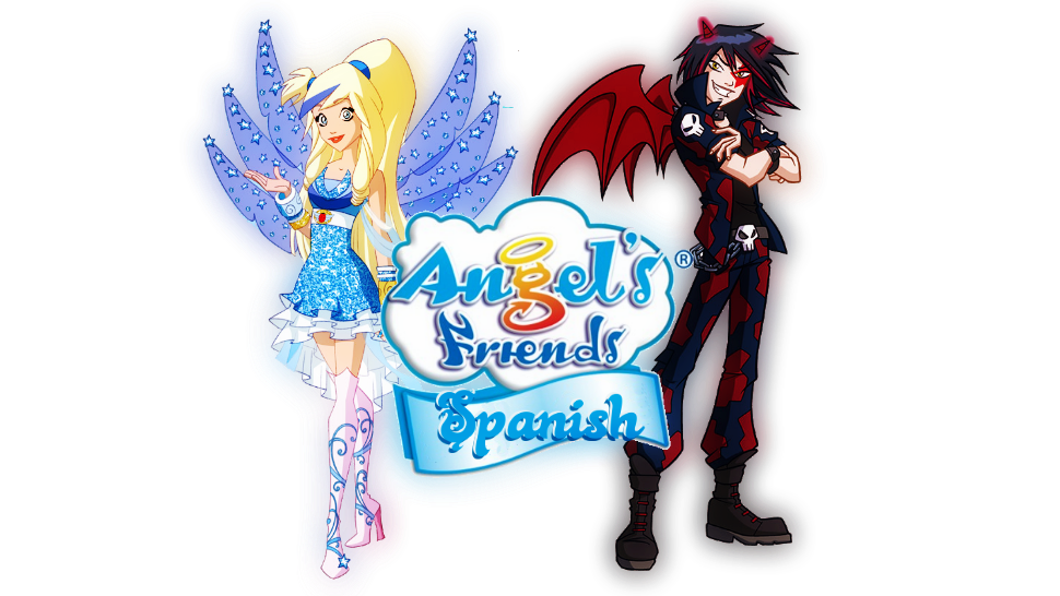 Angels vs Devils // Angel's Friends Spanish