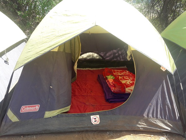 pune camping