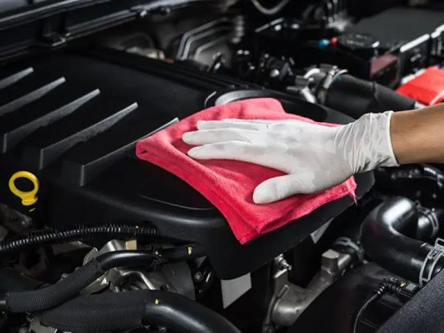 7 Cara Membersihkan Mesin Mobil Tua agar Tetap Awet dan Terjaga