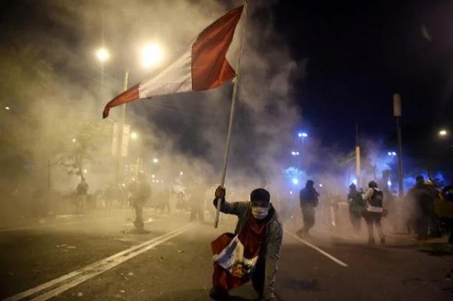 Perú en crisis: una semana de caos