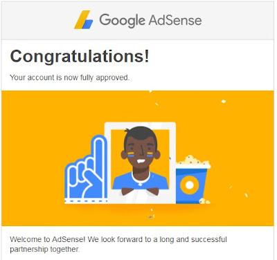 Blogger Anda Tidak Akan Diterima Google Adsense Sebelum Melakukan Hal Ini.
