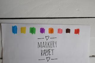 Markery Kayet z Biedronki