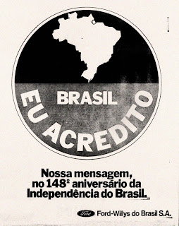 propaganda anos 70; história dos anos 70; reclame anos 70; Oswaldo Hernandez;