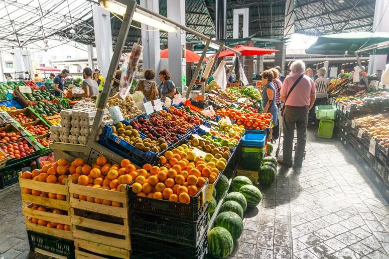 Mercado da Graça Ponta Delgada
