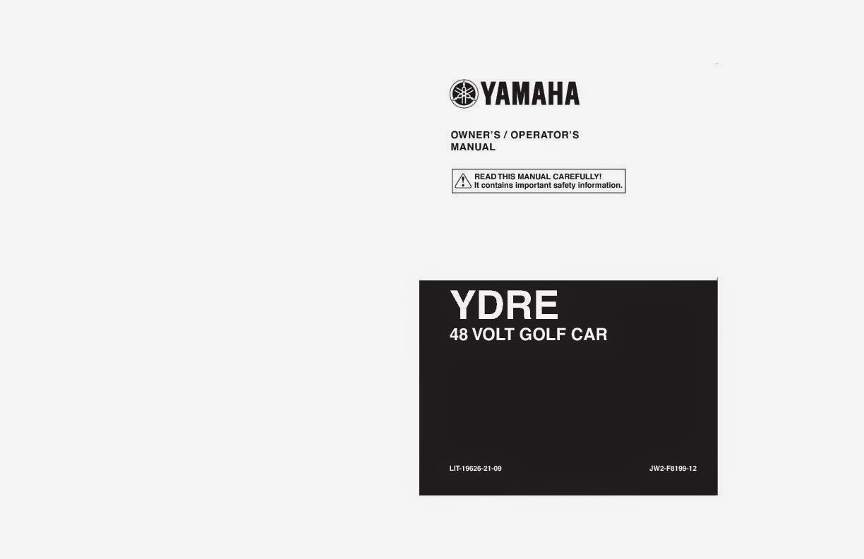 Wiring Diagrams and Free Manual Ebooks: Yamaha YDRE 48