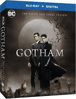Gotham – Temporada 5 [2xBD25] *Con Audio Latino