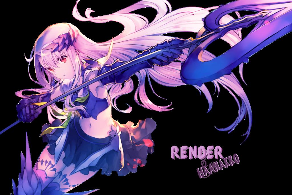 render purple