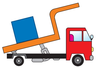 caminhão desenho