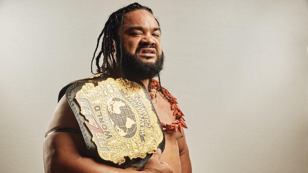 Jacob Fatu defenderá seu World Title no MLW Never Say Never