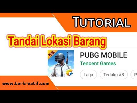 cara tag persediaan di game pubg mobile, PUBG