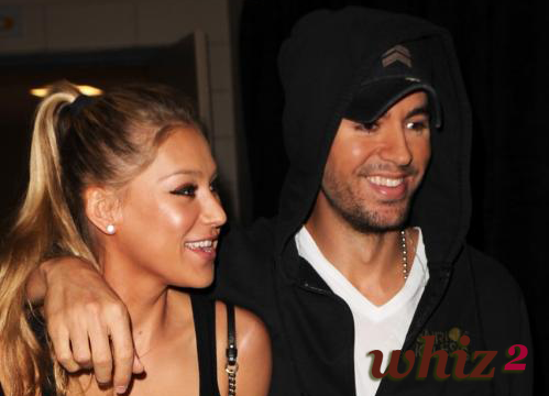Enrique Iglesias and Anna Kournikova share a great video of her two-year-old twins