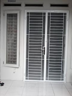 pintu besi kawat nyamuk kreo