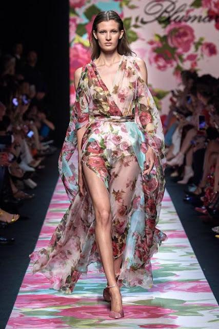 Модное платье весна-лето 2020 6