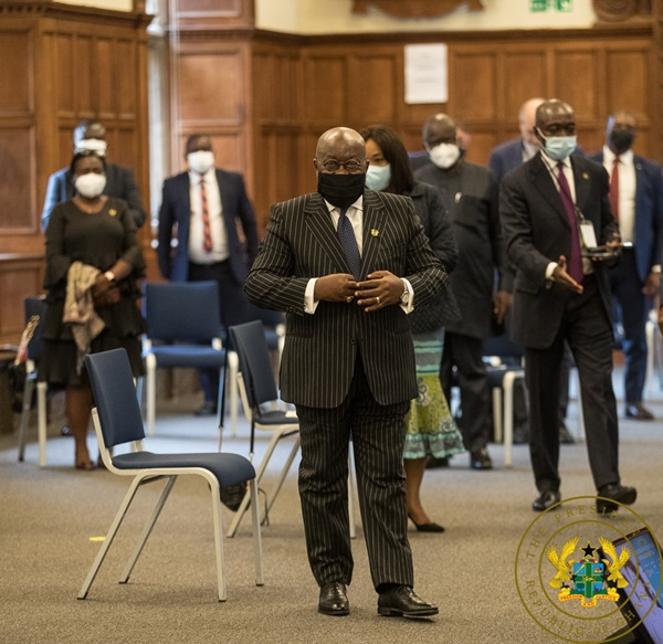"""""""Africa Must Build Robust Financial Compliance Systems Against Financial Crime"""" – President Akufo-Addo"""
