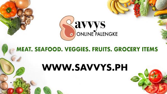 SAVVYS Online Palengke