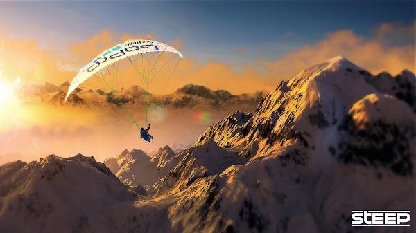 Ubisoft memberikan Steep secara gratis di Uplay