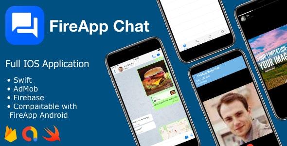 FireApp Chat v2.0 - Aplicativo de bate-papo Android com grupos inspirados no WhatsApp Download Grátis