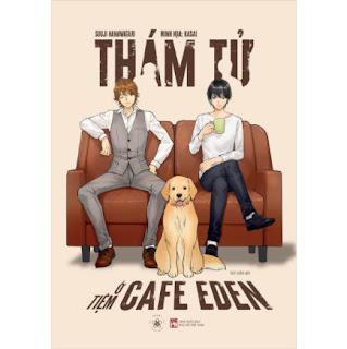 Thám Tử Ở Tiệm Cafe Eden ebook PDF-EPUB-AWZ3-PRC-MOBI