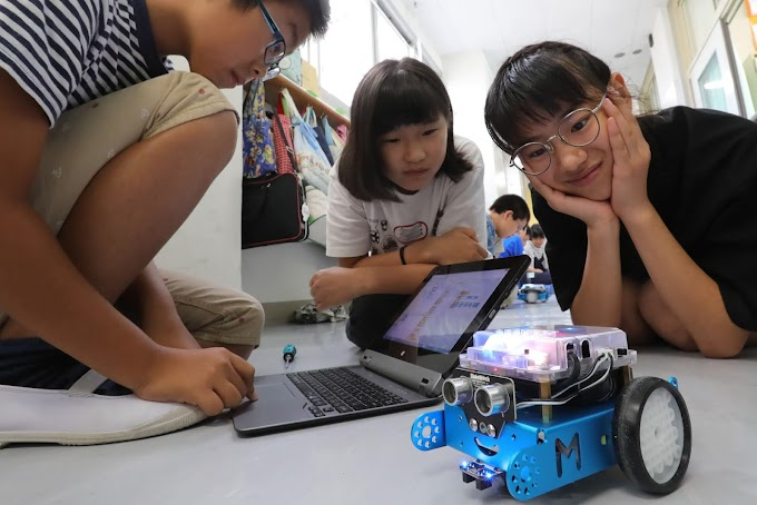 mBot: Start Learning Robotics And Coding With The Open And Industry Standard Arduino