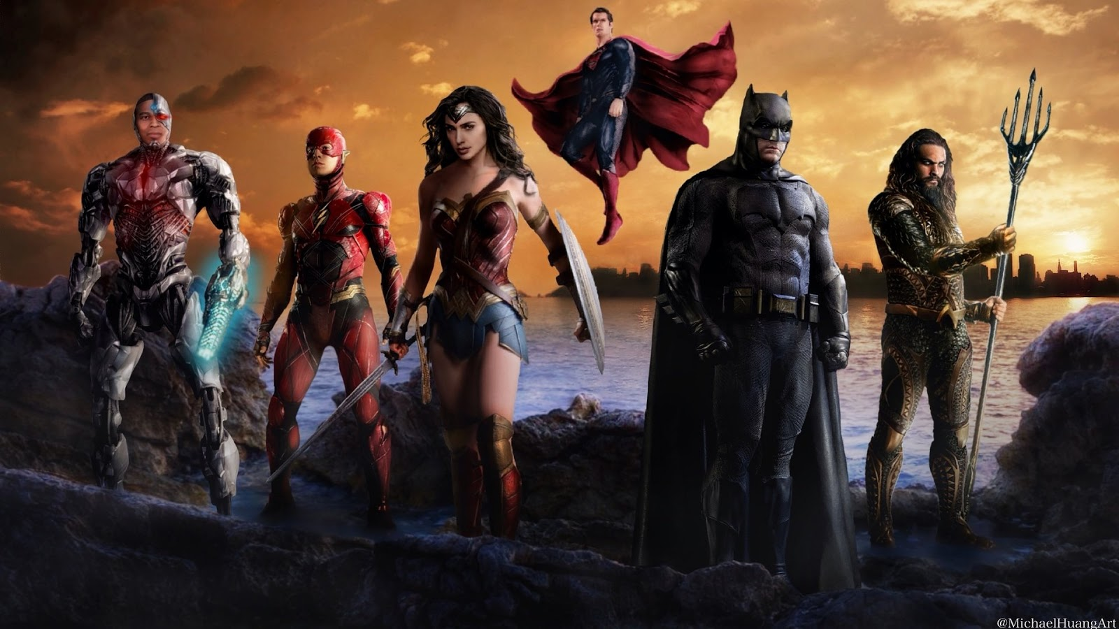 Justice League Full HD Wallpapers - Justice League 2017