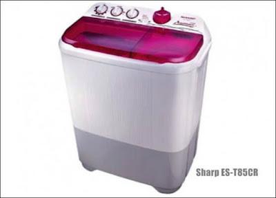mesin cuci sharp