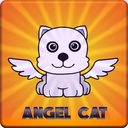 Play Games2Jolly Angel Cat Rescue
