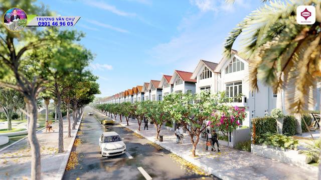 Mở bán biệt thự Hoa Sứ khu đô thị Vịnh An Hòa Núi Thành Quảng Nam 01