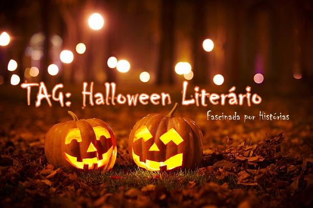 TAG: Halloween Literário #Outubroso