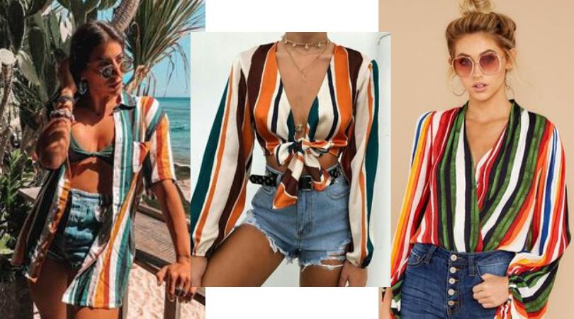 Verão 2020: Ranbow Stripes