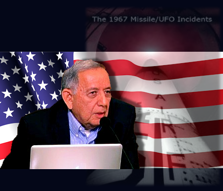 UFOs and Nukes Witness, Robert Salas Running for Congress
