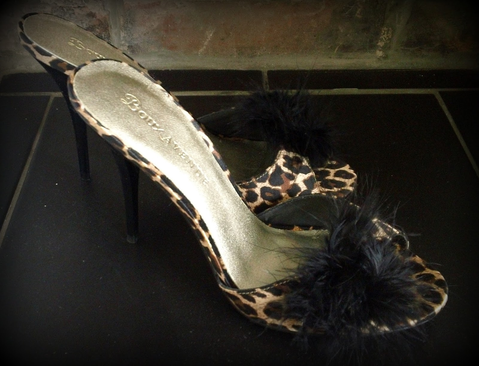 Marabou Mules, Vintage Slippers, Vintage Style, Glamorous Slippers