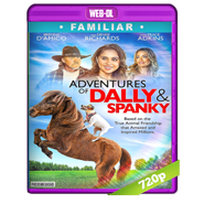 Adventures of Dally & Spanky (2019) WEB-DL 720p Audio Dual