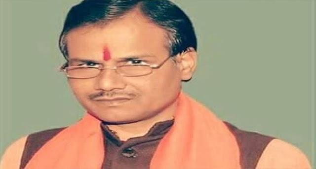 कट्टर हिंदूवादी नेता कमलेश तिवारी की गला रेतकर हत्या ,
