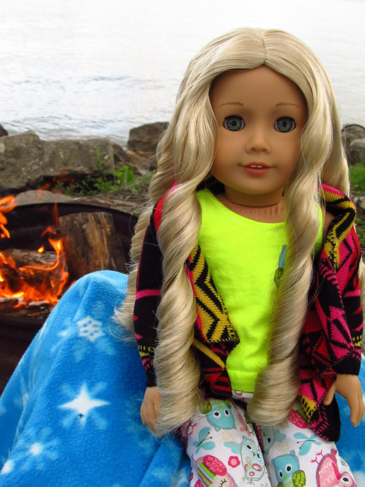 American Girl Campfire
