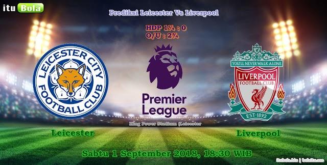 Prediksi Leicester Vs Liverpool - ituBola