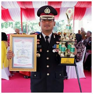 HUT TNI Ke-75, Polres Lotim Juara II Dukung Sinergitas TNI Polri