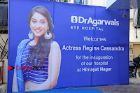 Actress Regina Candra at Dr Agarwal Eye Hospital Inaugaration .COM 0001.JPG