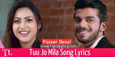 tuu-jo-mila-song-lyrics
