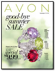 Avon Good-bye Summer Sale