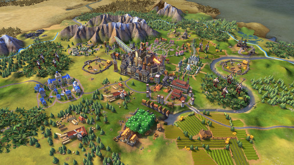 Baixar Sid Meier's Civilization VI PC