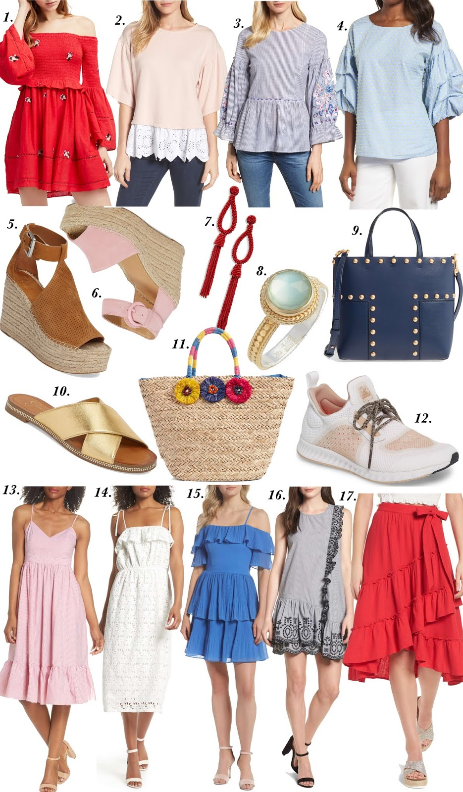 Nordstrom Half Yearly Sale Picks for Women - Something Delightful Blog
