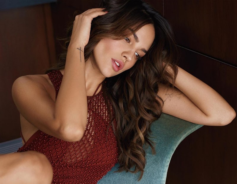 Eiza Gonzalez Featured in Instyle Magazine, Mexico March 2020