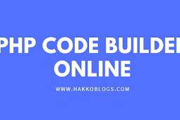 Membuat CRUD dengan mudah menggunakan PHP code builder