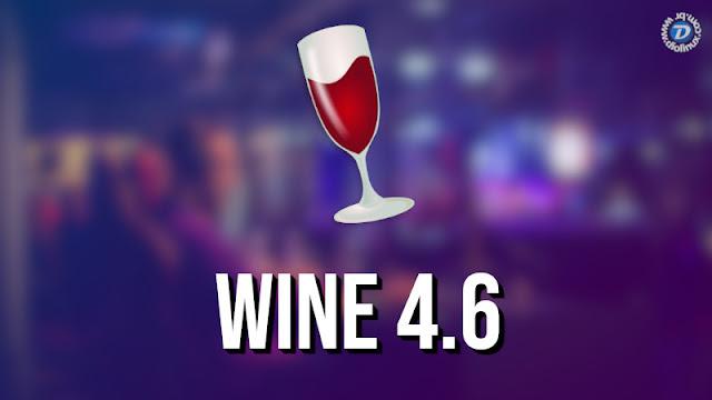 WINE 4.6 é lançado oficialmente com correções de mais 50 bugs